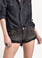 One Teaspoon Cutoff Denim Shorts Panther Bandits