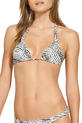 Vix Swimwear Pearl Bia Tube Bikini Set