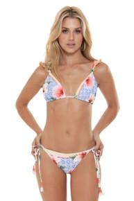 2019 Agua Bendita Pastel Tropic Story Rosie Alegria Bikini Set