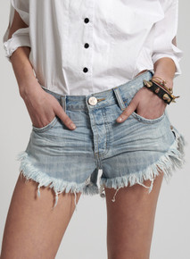 One Teaspoon Cutoff Shorts Hustler Brandos