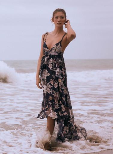 2020 Agua Bendita Madame Story Vania Dress