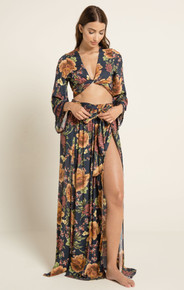 2020 Agua Bendita Floret Story Amaia Skirt