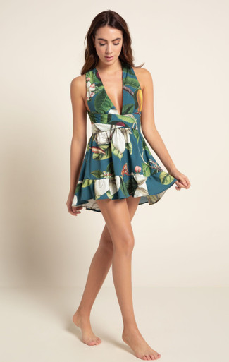 2020 Agua Bendita Evergreen Story Faith Dress