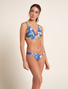 2020 Agua Bendita Maui Story Megan Polly Bikini Set