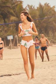 2020 Agua Bendita Olympia Story Susan Penelope Bikini Set