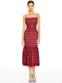 La Maison Talulah Lady of Luxury Midi Dress