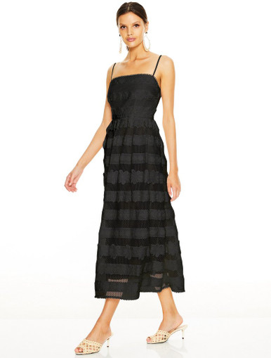 La Maison Talulah Manhattan Midi Dress