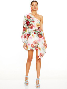 La Maison Talulah Garland Mini Dress