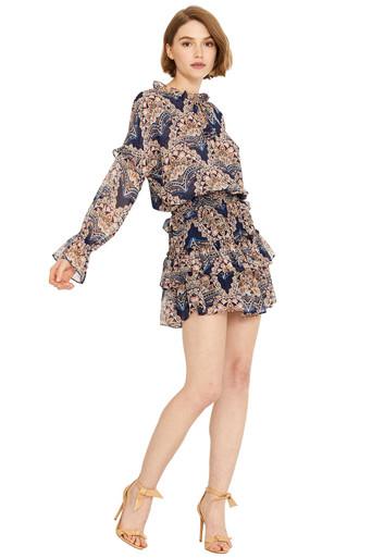 MISA Los Angeles Lolita Dress Resort Paisley