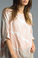Tempo Paris Linen Silk Top 9253C Blush