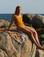 2020 Agua Bendita TUNISIA Story Nicolette One Piece Swimsuit