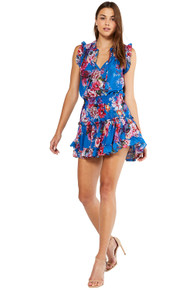 MISA Los Angeles Sabine Dress Digital Floral