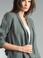 Tempo Paris Linen Jacket 192H Olive Green