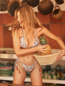 2021 Agua Bendita Pavana Aldana Valle Bikini Set