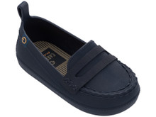 Cartago Baby Mini Loafers Navy