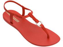 2020 Ipanema Link Sandal Red