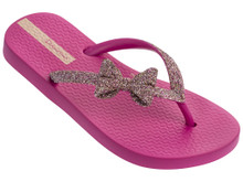 Ipanema Glitter Kids IV Flip Flops Pink