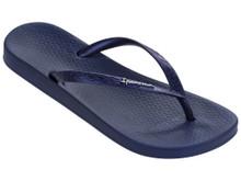 2020 Ipanema Ana Tan Flip Flops Navy