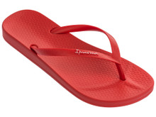 2020 Ipanema Ana Color Flip Flops Red