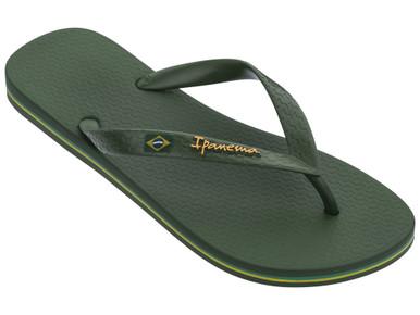 Ipanema Men Classic Brazil Green