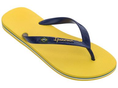 Ipanema Men Classic Brazil Yellow Blue