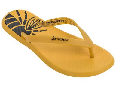 Rider Men Twelve'len Thong Yellow