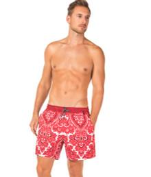 Agua Bendita Men's Swim Shorts Joe Marmara