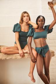 2021 Agua Bendita Papier Palette Calista Isabella Bikini Set