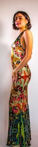 Trisha Paterson Silk Stretch Solstice Dress