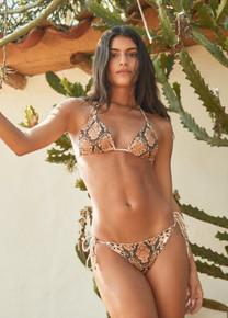 2021 Agua Bendita Bronzo Lolita Alegria Bikini Set