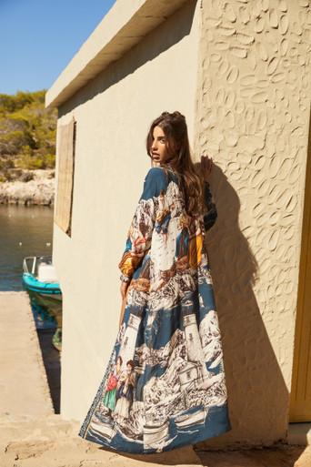 2021 Agua Bendita Proa Isabelle Kimono