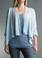 Tempo Paris Linen Skirt 712LA Sky