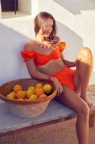2021 Agua Bendita Blare Romina Penelope Bikini Set