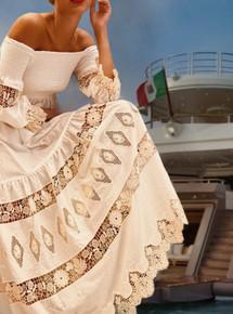 Antica Sartoria Positano Dress WK004B