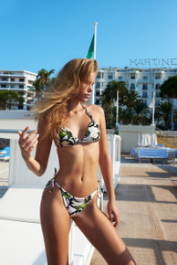 2021 Agua Bendita Giard Caliope Alegria Bikini Set
