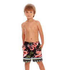 Agua Bendita Boys Swim Shorts Nick Voil