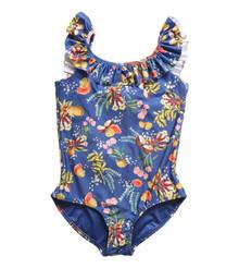 Agua Bendita Girls One Piece Swimsuit Molly Maui