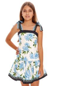 Agua Bendita Girls Kaio Voila Dress