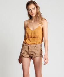 One Teaspoon Shorts Bandits Desert