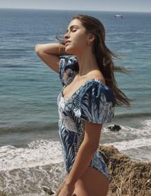 2022 Agua Bendita Helios Palma one Piece Swimsuit