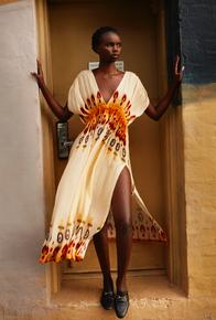 2022 Agua Bendita Leva Lyra Kimono Dress