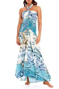 2022 Agua Bendita Arabella Beck Convertible Dress