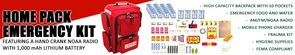 Home Pack Emergency Kit