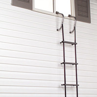 Fire Escape Ladder - Extended