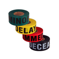 Triage Tape (Set of 4 Rolls)