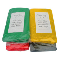 Triage Tarps (Set of 4)
