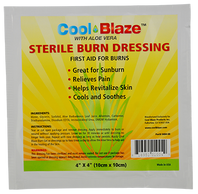 "Burn Gel Dressing (4"" x 4"")"