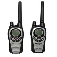 Midland GMRS Two-Way Radio Pair (18 Mile Range)