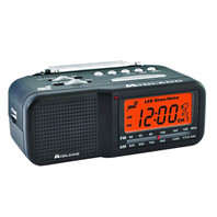 Midland NOAA Clock Radio