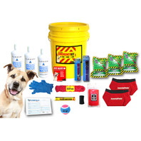 Emergency Kit for Dogs - Contents